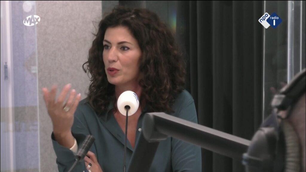 Suzanne Leclaire NPO Radio 1