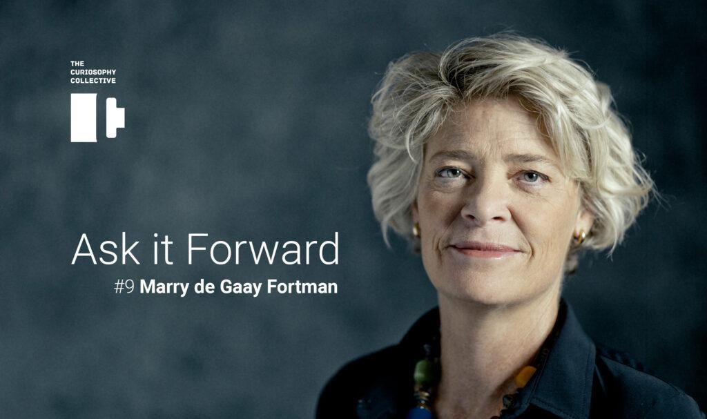 Ask it Forward Marry de Gaay Fortman