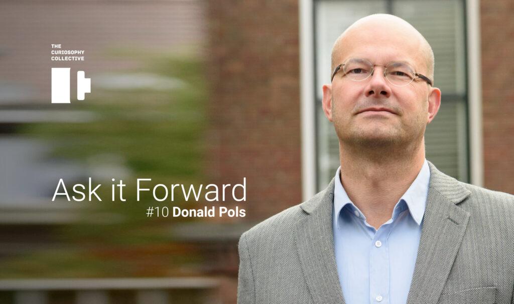Donald Pols - Ask it Forward