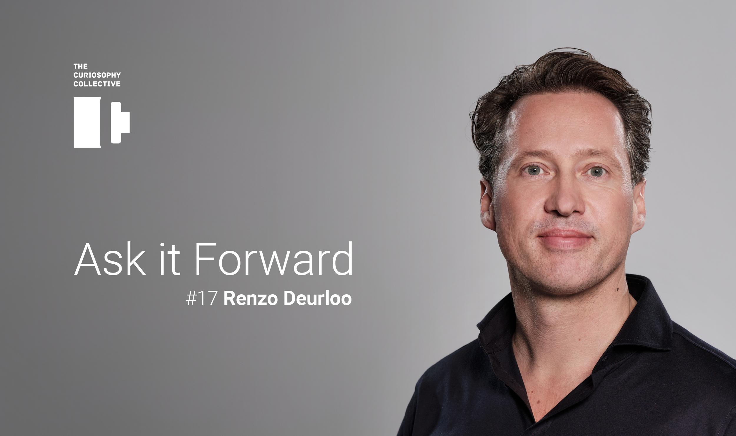 Ask it Forward #16 Renzo Deurloo