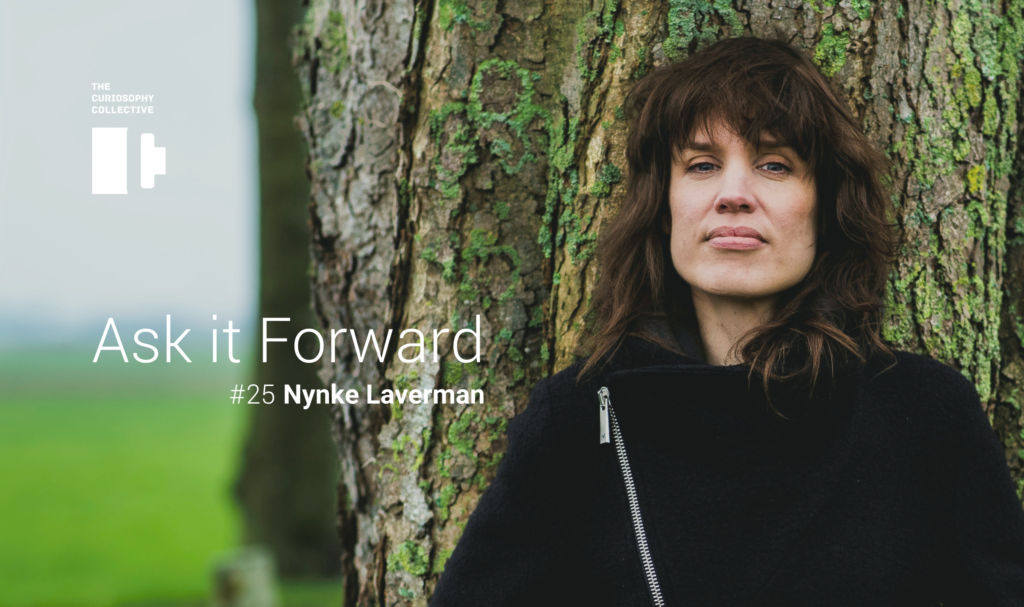 Ask it Forward #25 Nynke Laverman